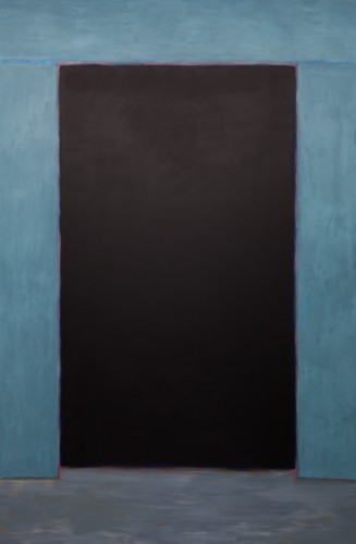Threshold (acrylic on canvas)