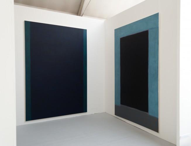 Fathom and Threshold (installation view)