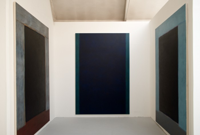 Portal, Fathom, Threshold (installation view)