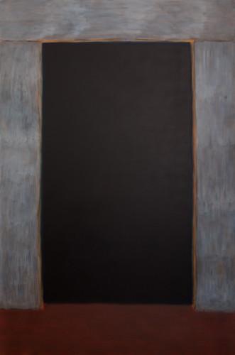 Portal (acrylic on canvas)