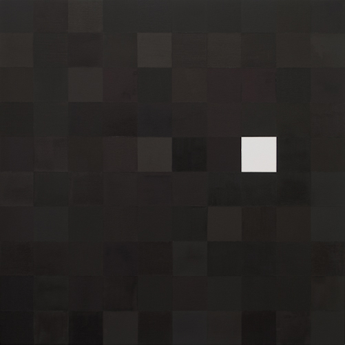 99 Black Squares (for Kasimir Malevich)