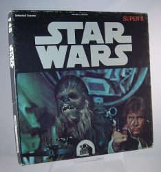 Cover of Star Wars on Super 8 film
